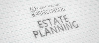Basiscursus Estate Planning